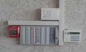 Фото системы пожарной безопасности