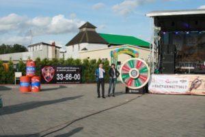 Фотография с пивного фестиваля в Калининграде
