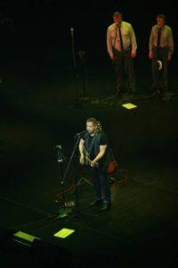 Фотография с концерта группы Любэ в Светлогорске