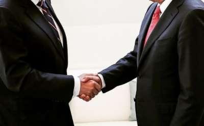 Снимок надежных партнеров