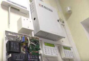 Фото оборудования для охраны ТЦ