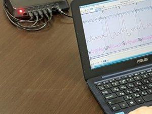 Фото оборудования для тестирования на полиграфе